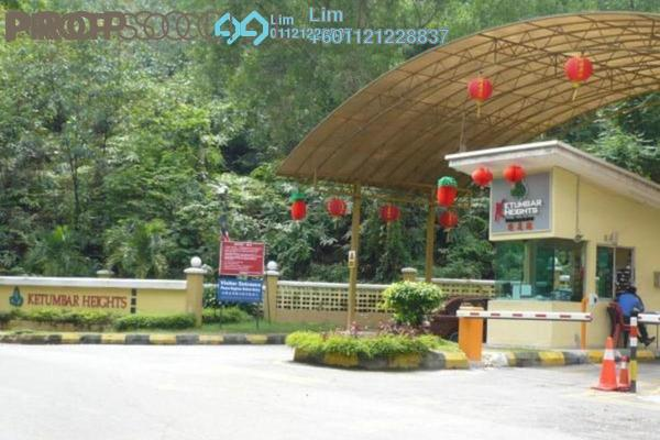 Condominium For Rent in Ketumbar Heights, Cheras Freehold Unfurnished 3R/2B 1.1k