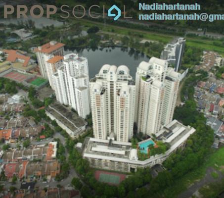 Condominium For Sale in SS12, Subang Jaya Freehold Semi Furnished 5R/5B 2.5m