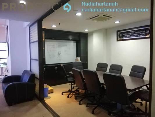 Office For Sale in Kelana Square, Kelana Jaya Freehold Fully Furnished 0R/1B 405k