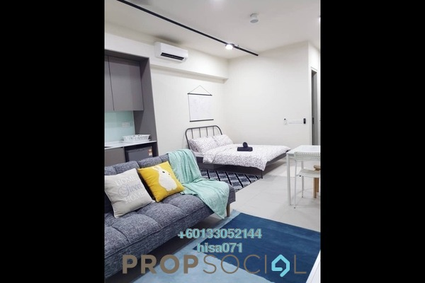 Serviced Residence For Rent in Tamarind Suites, Cyberjaya Freehold Fully Furnished 1R/1B 1.3k