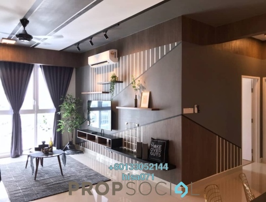 Condominium For Rent in Ceria Residence, Cyberjaya Freehold Fully Furnished 3R/2B 2k