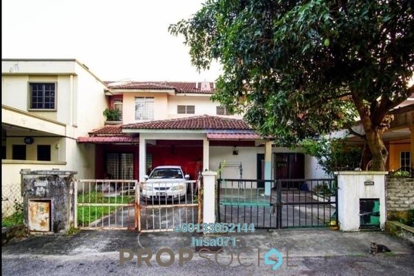 Terrace For Sale in Desa Vista, Sepang Leasehold Unfurnished 4R/3B 320k