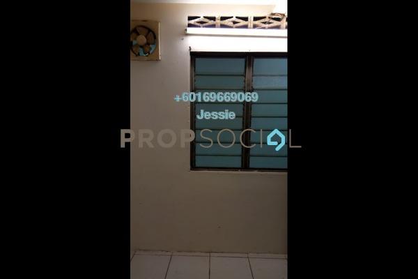 Apartment For Rent in Bukit Belimbing, Seri Kembangan Freehold Unfurnished 1R/1B 250translationmissing:en.pricing.unit