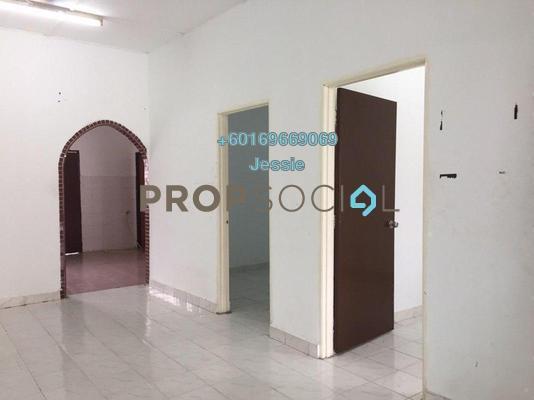 Terrace For Rent in BK1, Bandar Kinrara Freehold Unfurnished 2R/2B 1k