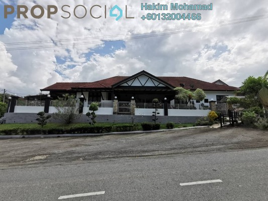 Bungalow For Sale in Putra Bahagia, Putra Heights Freehold Semi Furnished 5R/5B 1.19m