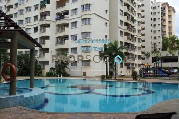 Condominium For Rent in Puncak Seri Kelana, Ara Damansara Freehold Unfurnished 3R/2B 1.5k
