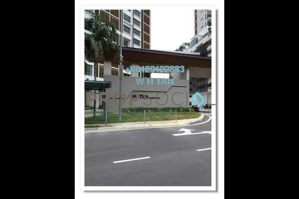 Serviced Residence For Rent in Putra Residence, Putra Heights Freehold Semi Furnished 1R/1B 1.45k