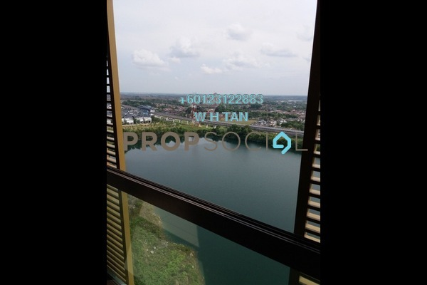 Serviced Residence For Rent in Putra Residence, Putra Heights Freehold Semi Furnished 3R/2B 2.5k