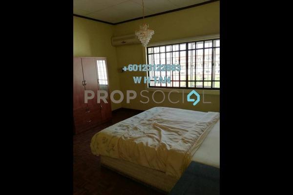 Townhouse For Sale in Sri Bayu, UEP Subang Jaya Freehold Semi Furnished 3R/2B 620k