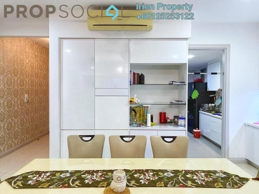 Condominium For Sale in The Westside One, Desa ParkCity Freehold Fully Furnished 4R/4B 1.8m