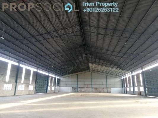 Factory For Rent in Pulau Indah Industrial Park, Port Klang Freehold Unfurnished 0R/0B 69.9k