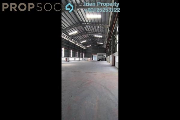 Factory For Rent in Pulau Indah Industrial Park, Port Klang Freehold Unfurnished 0R/0B 73.9k