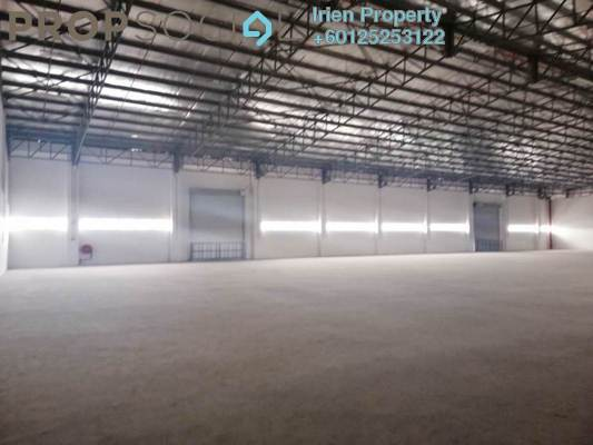 Factory For Rent in Space U8, Bukit Jelutong Freehold Semi Furnished 0R/0B 44k