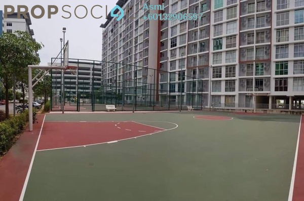 Apartment For Sale in MasReca N19eteen, Cyberjaya Freehold Semi Furnished 3R/2B 288k