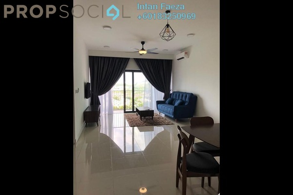 Condominium For Rent in The Westside Three, Desa ParkCity Freehold Semi Furnished 2R/0B 3.5k