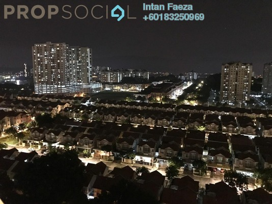Condominium For Rent in The Northshore Gardens, Desa ParkCity Freehold Fully Furnished 1R/1B 3.2k