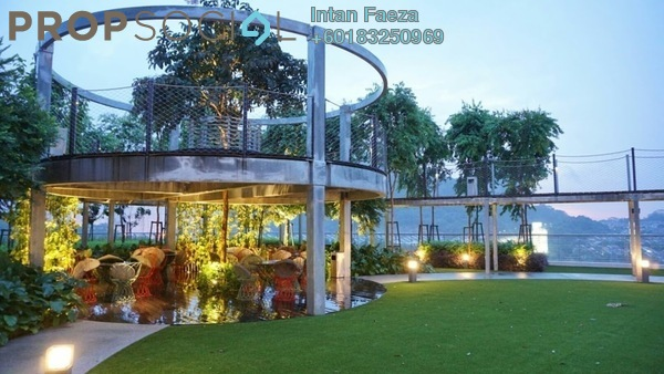 Condominium For Sale in The Westside Two, Desa ParkCity Freehold Unfurnished 3R/0B 1.6m