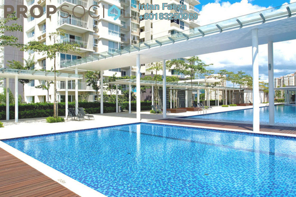 Condominium For Sale in The Northshore Gardens, Desa ParkCity Freehold Unfurnished 4R/5B 2.4m