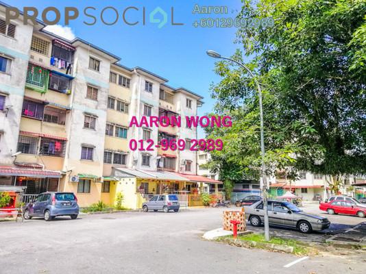 Apartment For Sale in Pangsapuri BBK, Kundang Freehold Semi Furnished 3R/1B 148k
