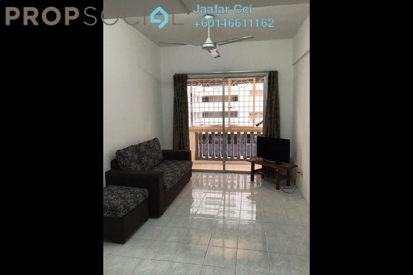 Apartment For Rent in Sri Ria Apartment, Kajang Freehold Semi Furnished 3R/2B 850translationmissing:en.pricing.unit