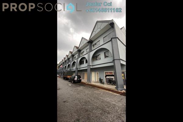 Shop For Rent in Taman Desa Ros, Kajang Freehold Unfurnished 0R/2B 3.5k