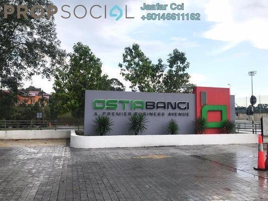 Shop For Sale in Ostia Bangi Business Avenue, Bandar Baru Bangi Freehold Unfurnished 0R/2B 1m