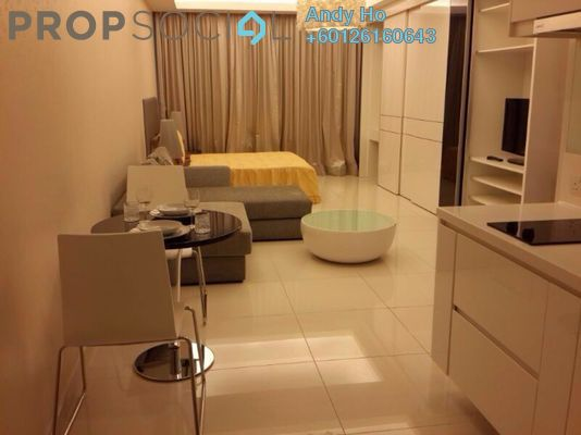 Condominium For Rent in Chelsea, Sri Hartamas Freehold Fully Furnished 0R/1B 1.5k