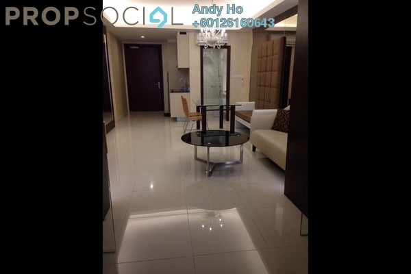 Condominium For Rent in Cliveden, Sri Hartamas Freehold Fully Furnished 0R/1B 1.7k