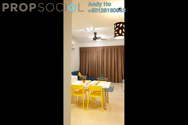 Condominium For Rent in Vogue Suites One @ KL Eco City, Mid Valley City Freehold Fully Furnished 2R/1B 2.4k