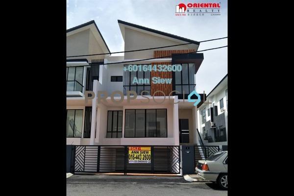 Semi-Detached For Sale in Panorama Lapangan Perdana, Ipoh Freehold Unfurnished 6R/5B 630k