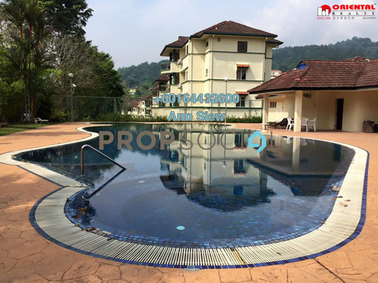 Apartment For Rent in Meru Valley Golf and Country Club, Ipoh Freehold Fully Furnished 3R/3B 2k