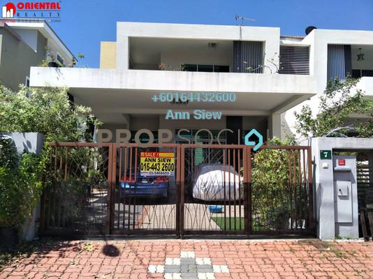 Semi-Detached For Sale in Taman Perpaduan, Tambun Freehold Semi Furnished 4R/4B 1.25m