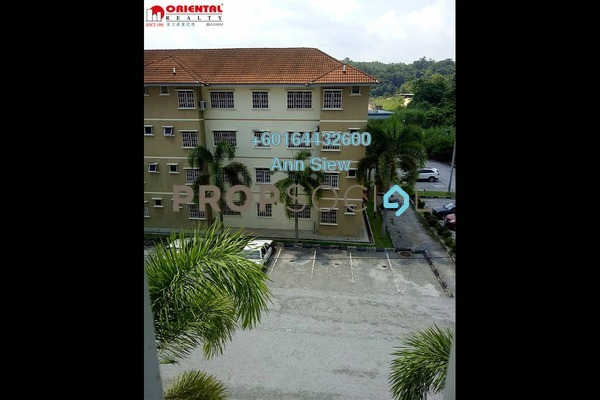 Apartment For Sale in Permai Lake View Apartment, Ipoh Freehold Unfurnished 3R/2B 135k