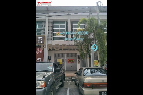 Shop For Sale in Taman Hoover, Ipoh Freehold Unfurnished 0R/0B 745k
