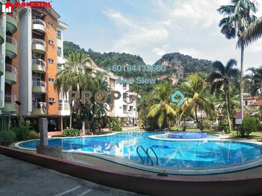 Condominium For Sale in Sky Home, Tambun Leasehold Semi Furnished 3R/2B 325k
