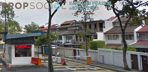 Terrace For Sale in Wangsa Baiduri, Subang Jaya Freehold Unfurnished 4R/3B 775k