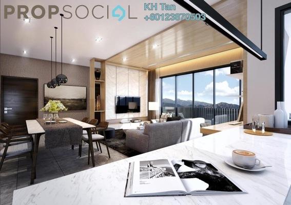 Condominium For Sale in Utropolis Batu Kawan, Batu Kawan Freehold Semi Furnished 2R/2B 466k