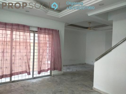 Terrace For Rent in USJ 6, UEP Subang Jaya Freehold Semi Furnished 3R/3B 1.7k