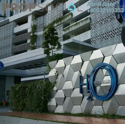 SoHo/Studio For Rent in H2O Residences, Ara Damansara Freehold Fully Furnished 1R/1B 2.1k