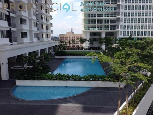 Serviced Residence For Sale in TTDI Adina, Shah Alam Freehold Fully Furnished 1R/1B 370k