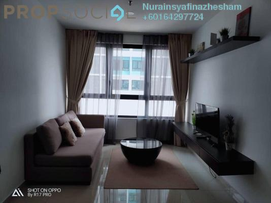 SoHo/Studio For Sale in i-City, Shah Alam Freehold Fully Furnished 2R/1B 450k