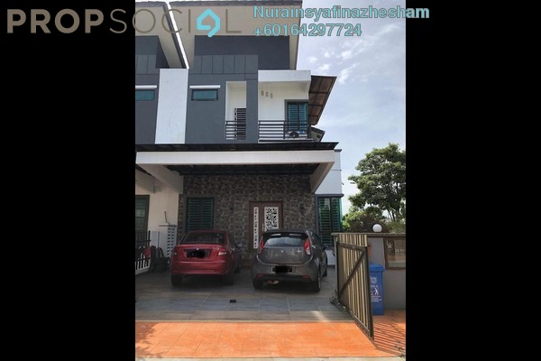Semi-Detached For Sale in Section 30, Shah Alam Freehold Semi Furnished 5R/3B 950k