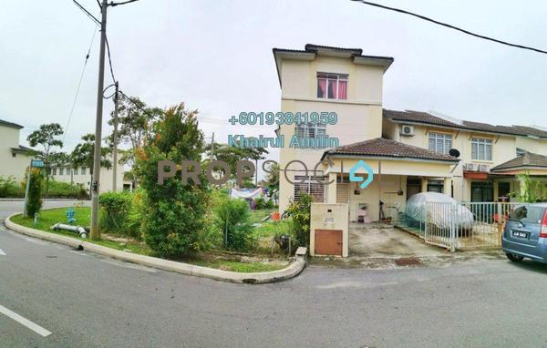 Terrace For Sale in La Cottage, Puchong Leasehold Unfurnished 4R/3B 515k