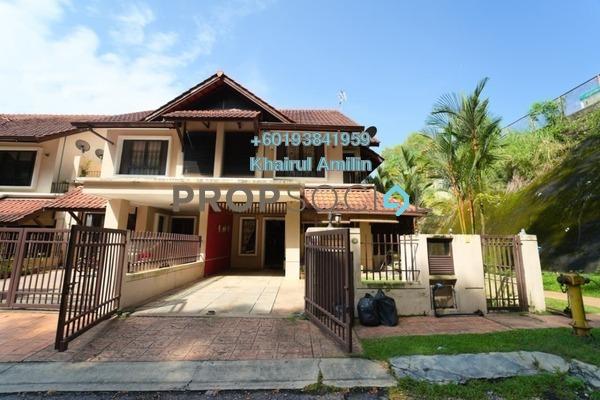 Terrace For Sale in Damai Jasa, Alam Damai Freehold Semi Furnished 4R/3B 899k