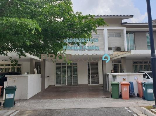 Terrace For Sale in Precinct 11, Putrajaya Freehold Fully Furnished 4R/3B 770k