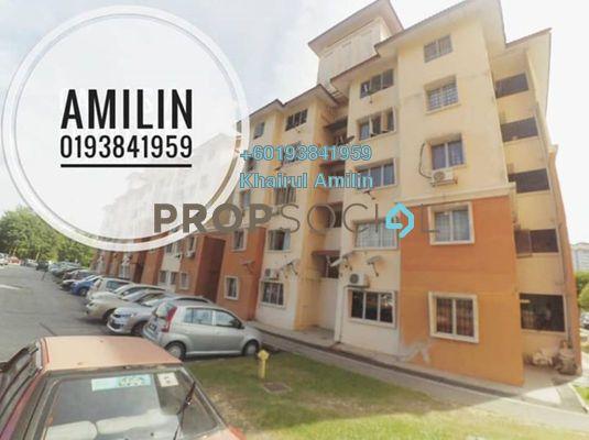 Apartment For Sale in Putra Damai Apartment, Putrajaya Freehold Unfurnished 3R/2B 265k