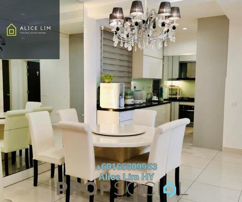 Condominium For Rent in Reflections, Sungai Ara Freehold Fully Furnished 3R/3B 2.5k
