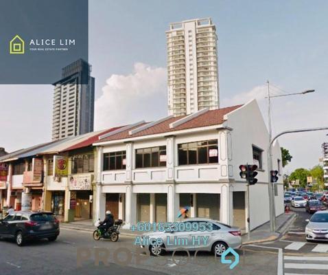 Shop For Rent in Jalan Burma, Georgetown Freehold Unfurnished 0R/0B 6k