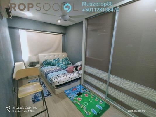 Apartment For Rent in Sri Saujana, Kepong Freehold Semi Furnished 3R/2B 950translationmissing:en.pricing.unit