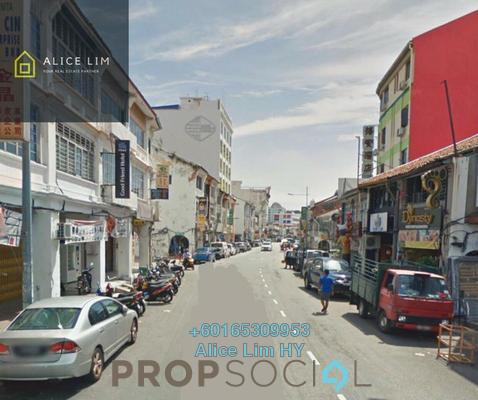 Shop For Rent in Lebuh Chulia, Georgetown Freehold Unfurnished 0R/0B 4.7k